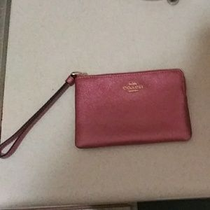 AUTHENTIC NWOT COACH CUTE WRISTLETT